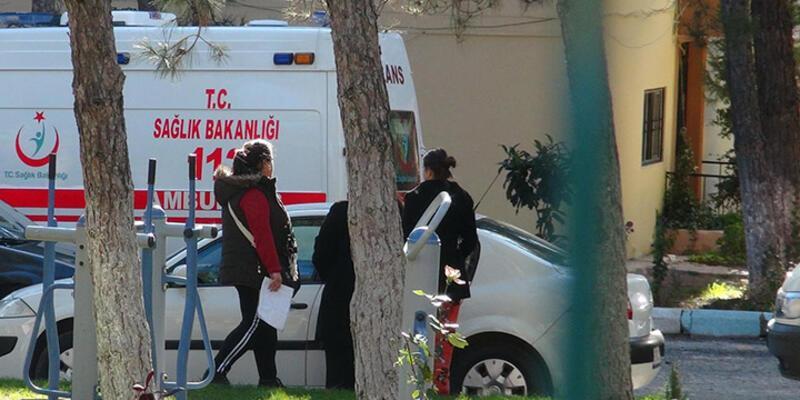Kilis'te üniversiteli kız yurtta kendini astı