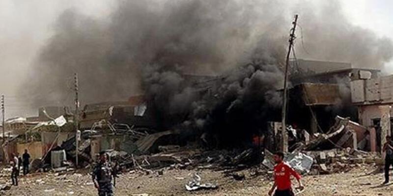 """Suriye ordusundan """"vakum bombalı"""" saldırı"""