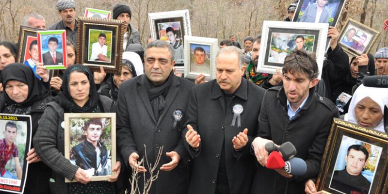 Uludere'de ölen 34 kişi 3. yılda da unutulmadı!