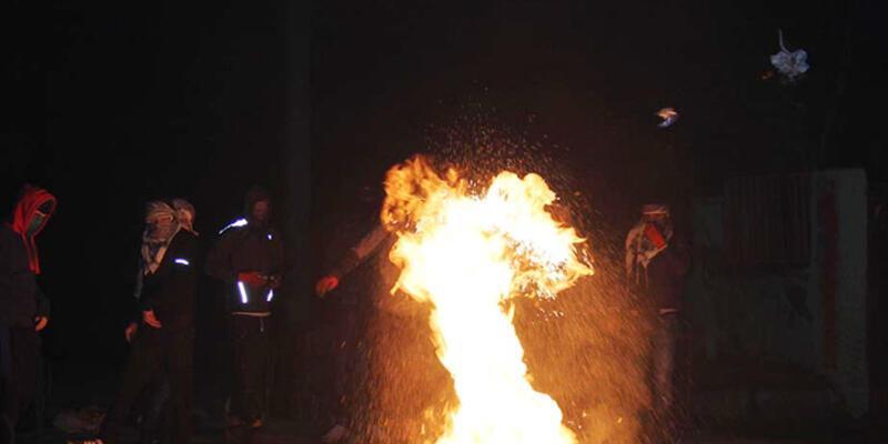 Siirt'te göstericilere polis müdahalesi