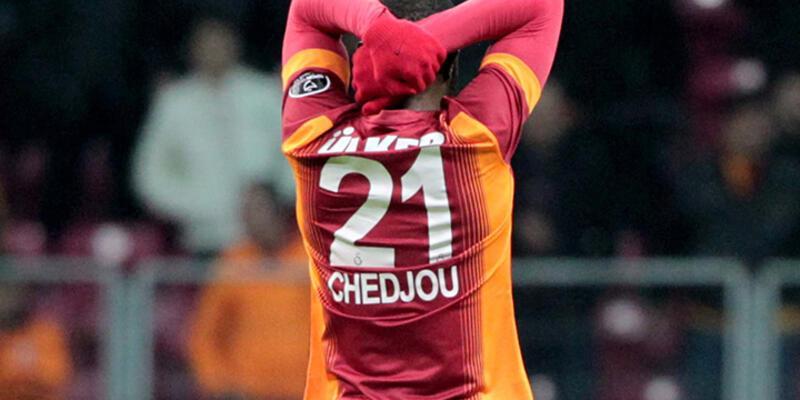 Galatasaray Chedjou'suz kaldı!