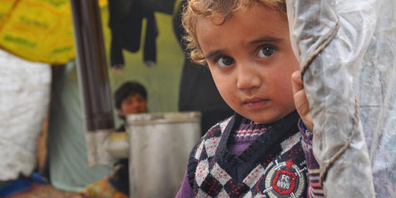 Türkiye'de Suriyeli mülteci sayısı 1.9 milyon...