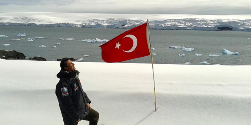 Antarktika'da kurulacak Türk üssü için ikinci bilimsel sefer