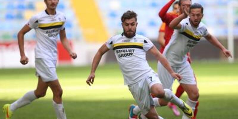 Ziraat Türkiye Kupası: Bayburt Grup Özel İdare Gençlik ve Spor - Kayserispor: 3-0