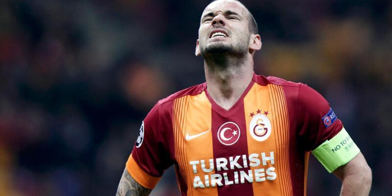Sneijder'in sözleşmesi 2 yıl uzatıldı