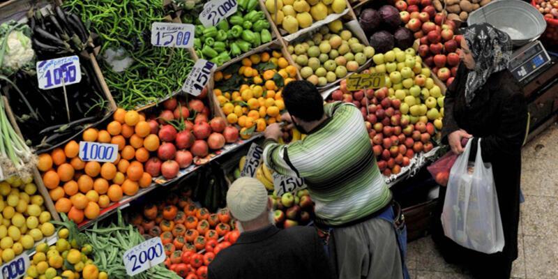 İstanbul'da perakende fiyatlar yüzde 0,36 arttı