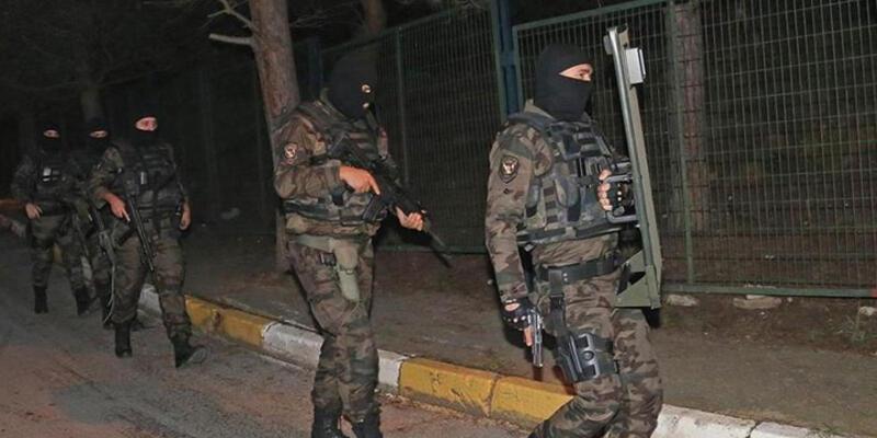 İstanbul'da PKK operasyonu:12 gözaltı