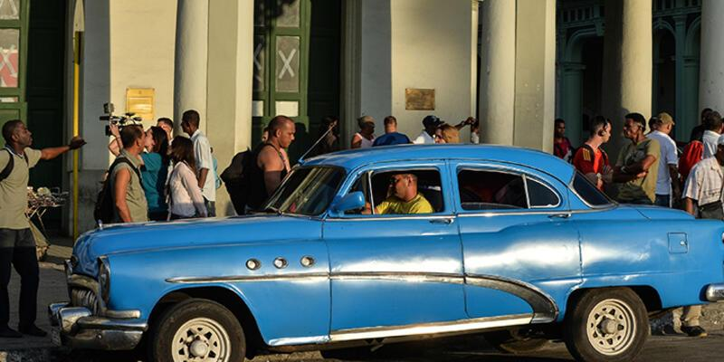 Küba'da mescit açıldı