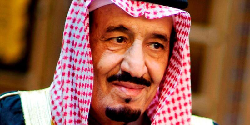 Cumhurbaşkanı Erdoğan, Suudi Kralı Selman ile görüştü