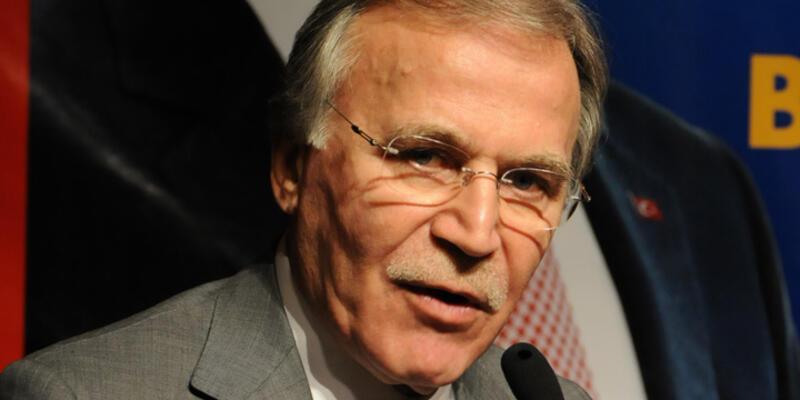 Mehmet Ali Şahin'den HDP'ye kapatılma uyarısı