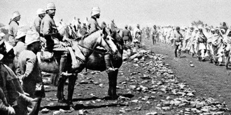 Mustafa Kemal'in basında yayımlanan ilk fotoğrafı