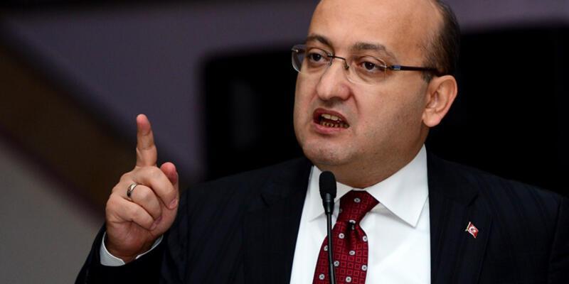Yalçın Akdoğan'dan HDP'ye sert çıkış