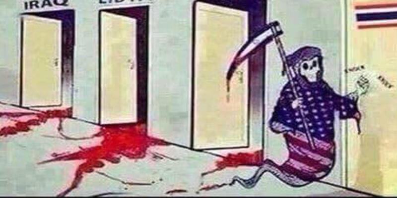 Tayland'da karikatür krizi!