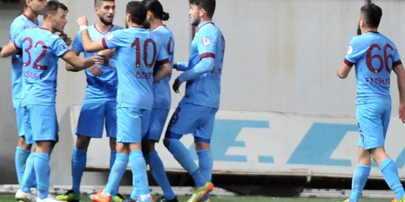 Trabzonspor gruptan çıktı