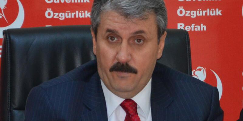 """Destici: """"PKK ile cihat edilir"""""""