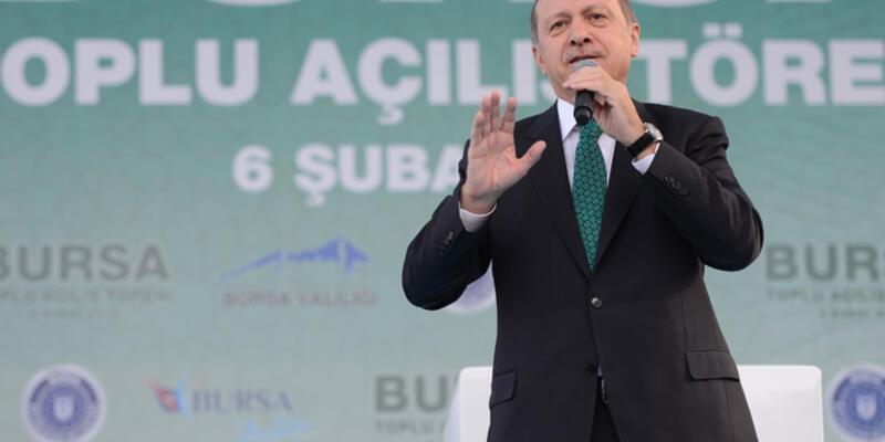 Cumhurbaşkanı Erdoğan oy istedi
