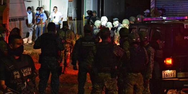 Meksika'da 61 ceset bulundu!