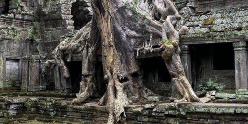 Tapınakta çıplak fotoğraf çektiren kardeşler sınır dışı edildi