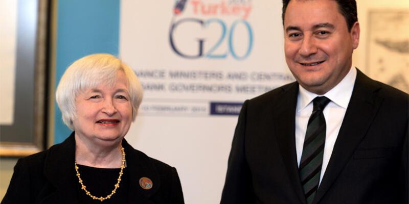 G20 kararı sızdı