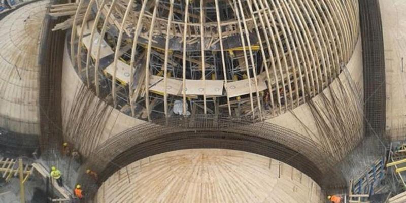 Sarayın camisi fotoğraflandı