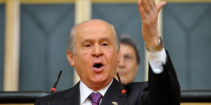 Cumhurbaşkanı Erdoğan'dan Bahçeli'ye dava