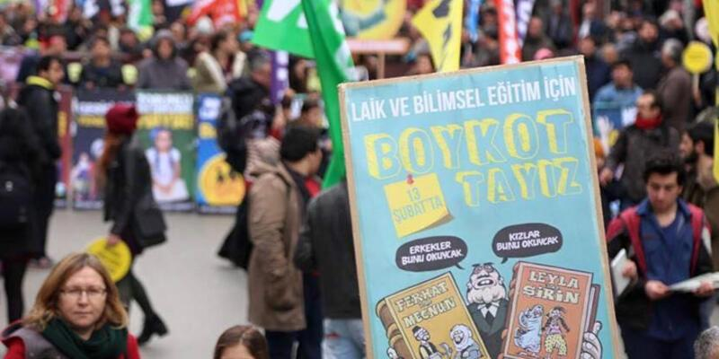 """13 Şubat boykotuna yasak: """"Bu hareket Ak Parti karşıtıdır!"""""""