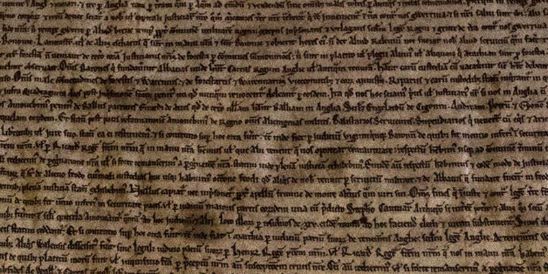 Magna Carta'nın 700 yıllık orijinal kopyası bulundu!