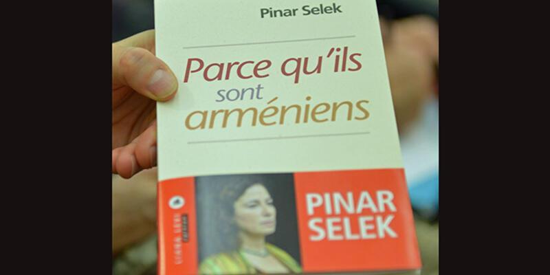 Pınar Selek yeni kitabını tanıttı