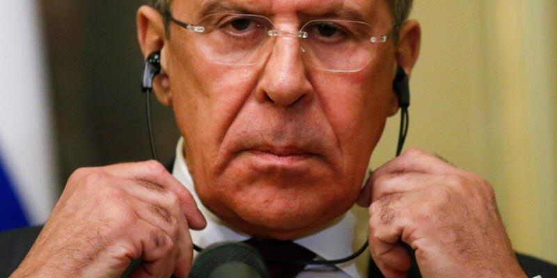 """Lavrov: """"ABD, Türk Hava Kuvvetleri'nin eylemlerinden sorumludur"""""""