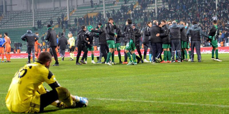 Ziraat Türkiye Kupası: Bursaspor - Başakşehir: 3-2 (Penaltılarda)