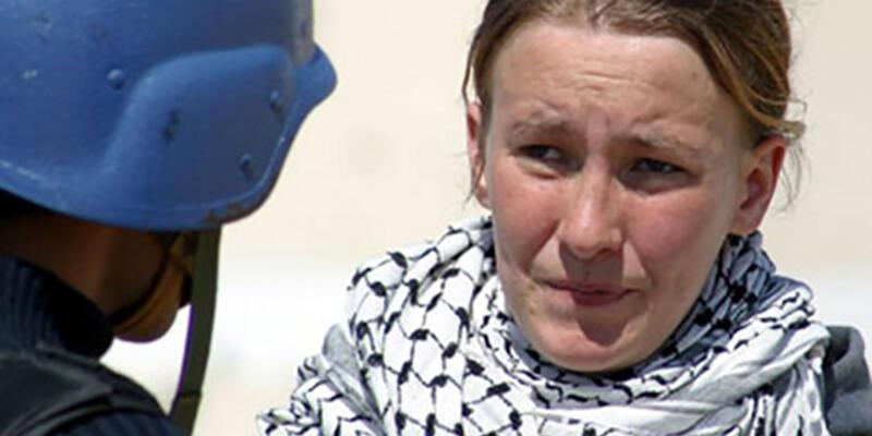 İsrail, Rachel Corrie'nin ailesine tazminatı reddetti