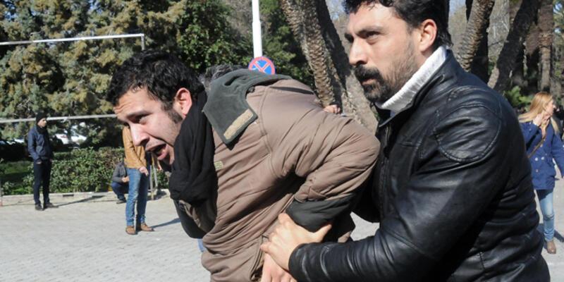 Okul boykotunda 58 kişi gözaltına alındı