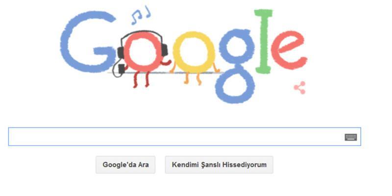 Google'dan Sevgililer Günü'ne özel logo