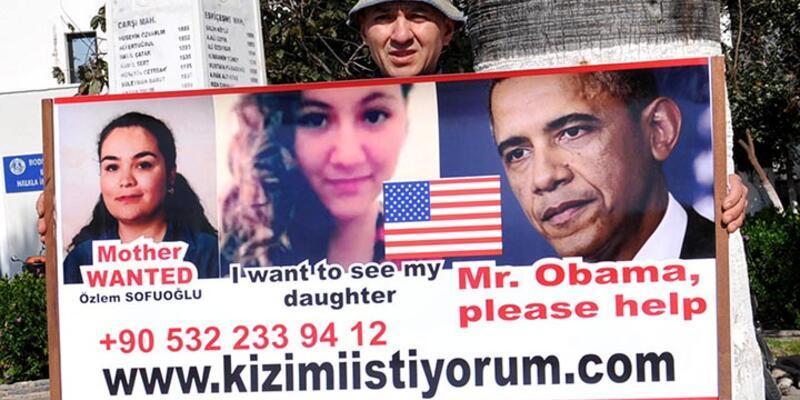 Yıllardır göremediği kızı için Obama'ya seslendi