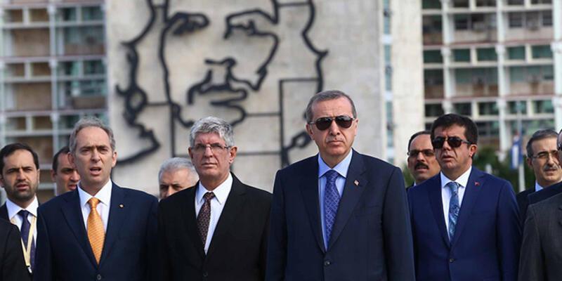 """Erdoğan: """"Dünyada yalnızlığı umursamıyorum, liderler kıskanıyor"""""""