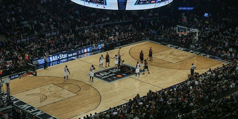 NBA All-Star reyting rekoru kırdı