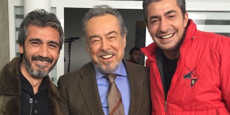 Güneri Cıvaoğlu, Paramparça'da oynayacak