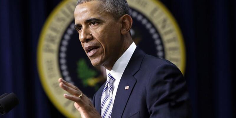 """Obama: """"İslam ile değil sapkınlarla savaşıyoruz"""""""