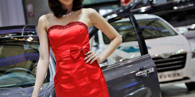 Çin'deki otomobil fuarında seksi modeller olmayacak