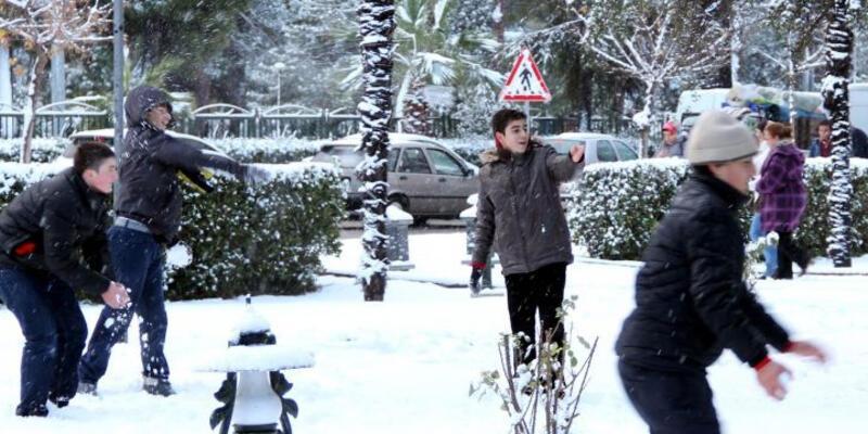 Valilikten kar tatili açıklaması