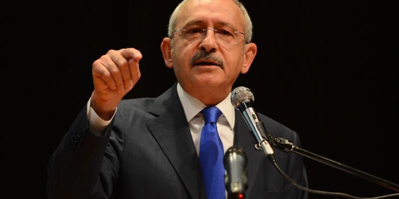 """Kılıçdaroğlu: """"O savcıyı kutlarım"""""""