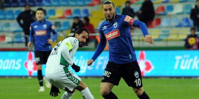 SAİ Kayseri Erciyesspor - Torku Konyaspor: 3-0