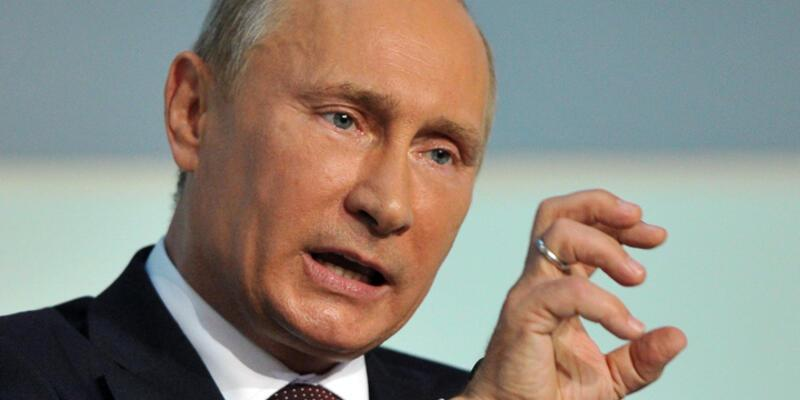 Rusya Devlet Başkanı Putin, Batı'ya sert çıktı