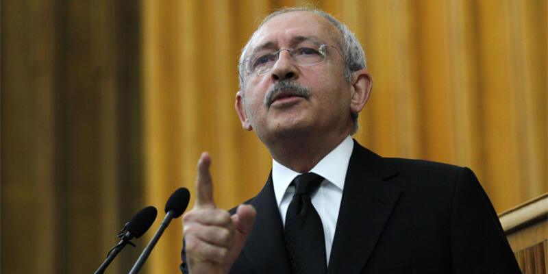 """Kılıçdaroğlu'ndan """"silah bırakma"""" açıklaması"""