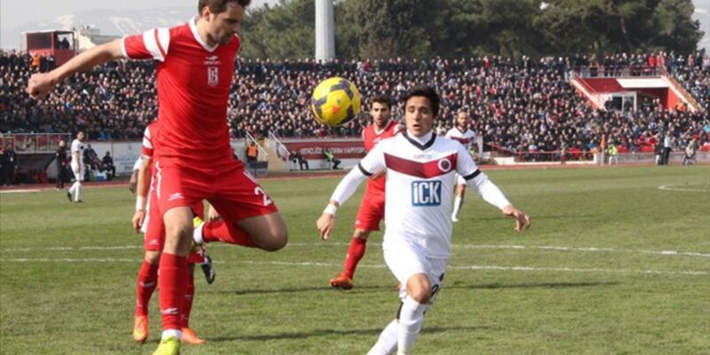 Balıkesirspor - Gençlerbirliği: 0-1