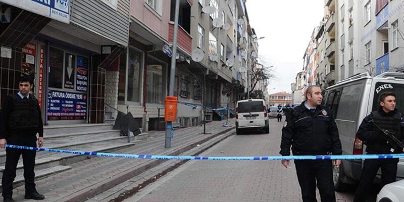 Polisin vurduğu gasp şüphelisi hastanede öldü