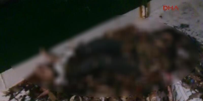 Çanakkale'de balıkçıların ağına ceset takıldı