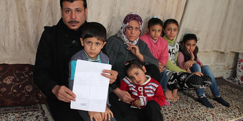 Suriyeli 10 aylık bebeğin yaşamı 10 bin TL'ye bağlı