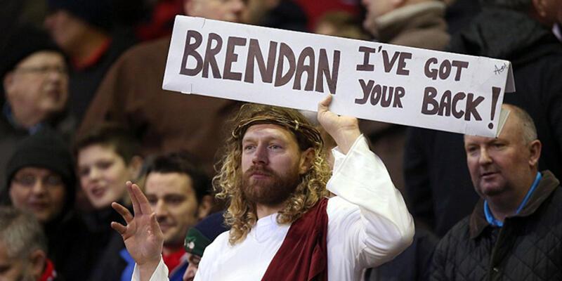 """Liverpool'un Beşiktaş'a yenilmemesi için """"Hz. İsa""""ya ihtiyacı var!"""
