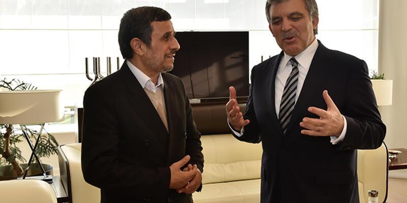Abdullah Gül'e sürpriz ziyaret!